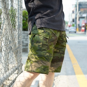 하이퍼옵스 Hyperops COMBAT Pants 0.5 / Multicam® Black